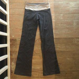 Lululemon grey yoga pants